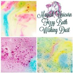 Magick Unicorn Fizzy Bath Wishing Dust 1kg